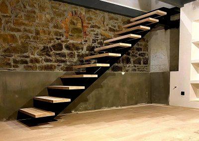 Escalera Monozanca